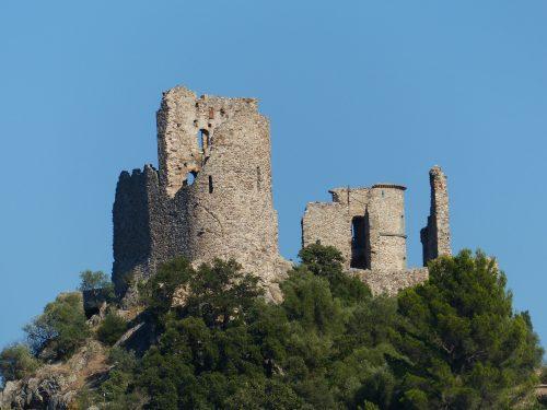 St Tropez Grimaud Chateau
